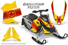 SKI-DOO REV XP SNOWMOBILE SLED GRAPHICS KIT WRAP CREATORX DECALS CAN FLYER RYB