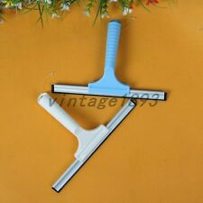 Window Mirror Squeegee Glass Cleaning Wiper Silicone Blade Shower Screen Washer