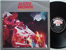 BUSTER BROWN Something To Say ORIG OZ Blues/Prog Rock!! LP '74 ROSE TATTOO AC/DC