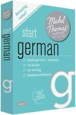 Start German (learn German With the Michel Thomas Method) by Michel Thomas Compa