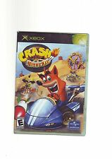 CRASH NITRO KART - ORIGINAL XBOX GAME / 360 COMPATIBLE - NTSC REGION (US USA)