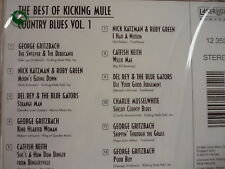 Best of Kicking Mule Charlie Musselwhite George Gritzbach Nick avranno OVP