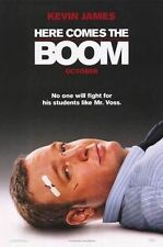 HERE COMES THE BOOM - Movie Poster - Flyer - 11.5x17 - KEVIN JAMES