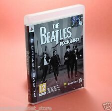 THE BEATLES ROCKBAND PS3 italiano Rock Band