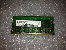 Memoria SoDimm DDR2 Infineon HYS64T32000HDL-3.7-A 256MB PC2-4200 533MHz 200 Pin