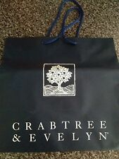 Crabtree & Evelyn London Store Souvenir Card Bag