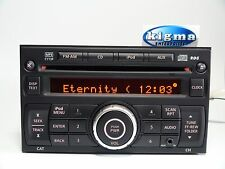 Nissan Sentra 2010-2012 CD MP3 player w/AUX RDS iPod contrl. CY13F see VIDEO
