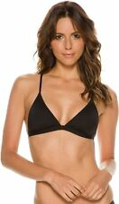 NWT $35  RIP CURL LOVE & SURF BLACK  SMALL CROSS BACK   TOP ONLY  *****