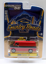 1:64 Greenlight Country Roads Series 15 - 1986 Chevrolet G20 Van NICS