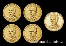2016 P+D+S Gerald M. Ford Presidential Mint Proof Dollar Set ~ PD Both Pos A+B
