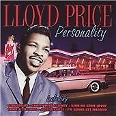 Lloyd Price.Personality (CD 2007) New and Sealed 5034504263222