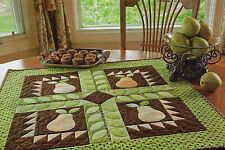 Prickled Pear Quilt Pattern Pieced/Applique CL