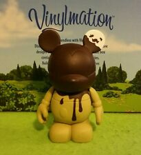 "DISNEY Vinylmation Park Set - 3"" Urban Set 2 Chocolate Bar Drip"