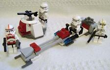 Lego: Star Wars: 7655: Clone Troopers Battle Pack Loose Toy