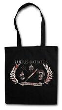 LUDUS BATIATUS HIPSTER BAG - Stofftasche Stoffbeutel Jutebeutel - Spartacus TV