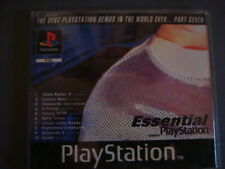ESSENTIAL PLAYSTATION  MAGAZINE DEMO DISC 7   10 PLAYABLE DEMOS ALL LISTED