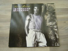 pop soul LP 80s r&b xmas *EX* JERMAINE JACKSON Precious the jacksons