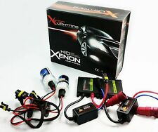 HID Xenon Slim Ballast KIT HB4 6000K DIPPED LOW BEAM CAR LIGHTS BULBS A
