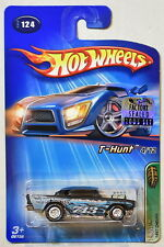 HOT WHEELS 2005 TREASURE HUNT 1957 CHEVY #124 FACTORY SEALED