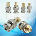 4Pcs BNC To SMA Type Male Female RF Connector Adapter Test Converter Kit Set GRT