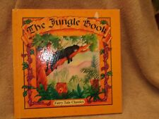 The Jungle Book by Diane Stortz Illustrated Fairy Tale Classic 1994 Landoll HC
