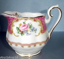 Royal Albert LADY CARLYLE Creamer Cream Jug New