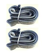 """2x Bicycle 27"""" inch Bike Cycle Inner Tube 27"""" x 1-1/4""""  FREE Shipping USA Seller"""