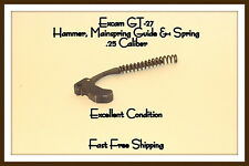 FIE Tanfoglio Excam GT-27 .25 Caliber Hammer Mainspring Guide & Spring Free Ship