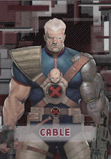 UPPER DECK MARVEL BEGINNINGS III 3 PRIME MICROMOTION CARD M3-6 CABLE