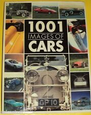 1001 Images of Cars 1993 Large Book Great Automobile Photos Nice SEE!