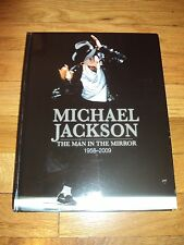 MICHAEL JACKSON THE MAN IN THE MIRROR 1958-2009 BIOGRAPHY PICTURES BOOK TIM HILL