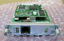 Cisco HWIC-1ADSL-M 1Port ADSL2+ HWIC Annex A, L, M High-Speed WAN Interface Card