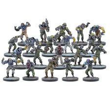 Mantic Games Deadzone BNIB Deadzone V2 Plague Zombies MGWPP302