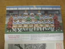 1971/1972 Football League Review: Vol 6 No 12 - Colour Picture - Manchester Unit