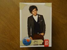 2013 Panini One Direction complete Master Trading Card set all inserts/ STARDUST