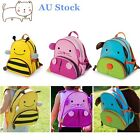 Canvas Bee/Mouse/Puppy Boy Girl Kid Backpack School Shoulder Bag SBBAG01