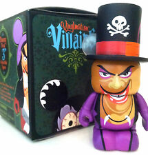 "DISNEY VINYLMATION 3"" VILLAINS 2 DR FACILIER PRINCESS AND THE FROG COLLECTIBLE"