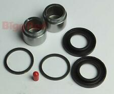 Saab 9-3 1998-1999 REAR Brake Caliper Seal & Piston Repair Kit (1) BRKP107S
