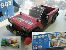 Blechspielzeug NOS Mechanische Spielwaren Brandenburg MSB tin car toy Buggy DDR