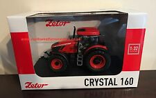 UNIVERSAL HOBBIES 1:32 SCALE ZETOR CRYSTAL 160 TRACTOR *BRAND NEW* 4951