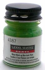 Testors Model Master - 1/2 OZ - 4387 Ogre Green Acrylic Paint