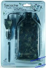 SACOCHE camouflage de transport pour console NINTENDO DS Lite chargeur + stylet