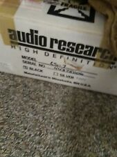 Audio Research LS-7 Line Vacuum Tube Stage Preamp