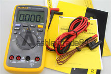 1PCS NEW FLUKE 17B+ Digital multimeter Tester DMM with TL75 test leads F17B+