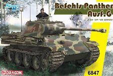 DRAGON 6847 1/35 Pz.Bef.Wg.V Panther Ausf.G (Bonus:Magic tracks)