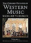 Oxford History of Western Music, Vol. 2-ExLibrary