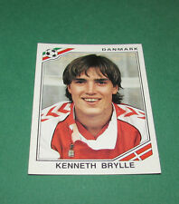 N°362 BRYLLE DANMARK DANEMARK PANINI FOOTBALL COUPE MONDE 1986 MEXICO WM