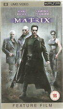 THE MATRIX - Keanu Reeves, Laurence Fishburne, Carrie-Anne Moss (UMD for PSP 08)
