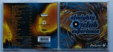 Almighty Club Experience Volume 4 CD 1997