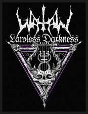WATAIN - Patch Aufnäher - Lawless darkness 7x10cm